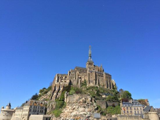 Biara Mont-Saint-Michel