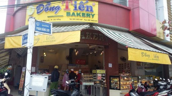 Dong Tien Bakery: Đồng Tiến Bakery Phan Đăng Lưu