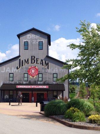 Kentucky: Jim Beam store