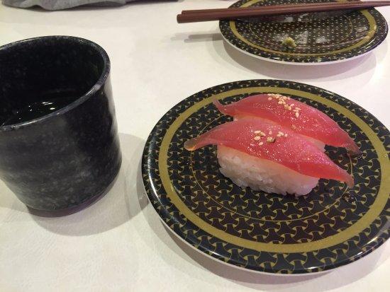 Namerikawa, Japão: 漬まぐろ