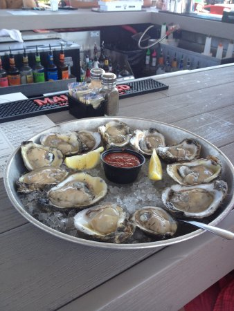 The Oyster Room: Yummers!