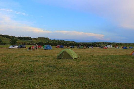 Sage Creek Campground Photo