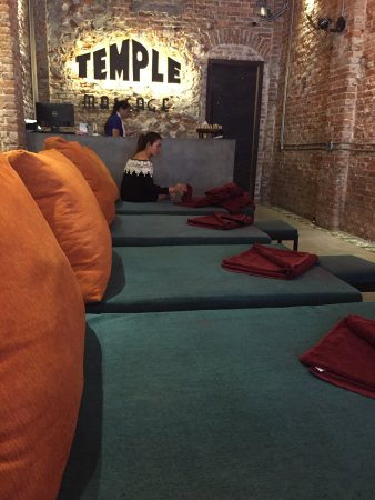 Temple Massage