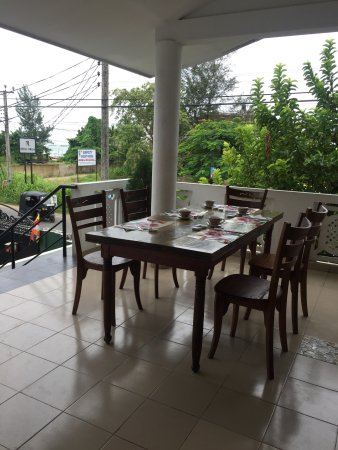 Sam's Guest House: The most tasty breakfast i have ever had in Sri Lanka , it is about the taste of hospitality :)
