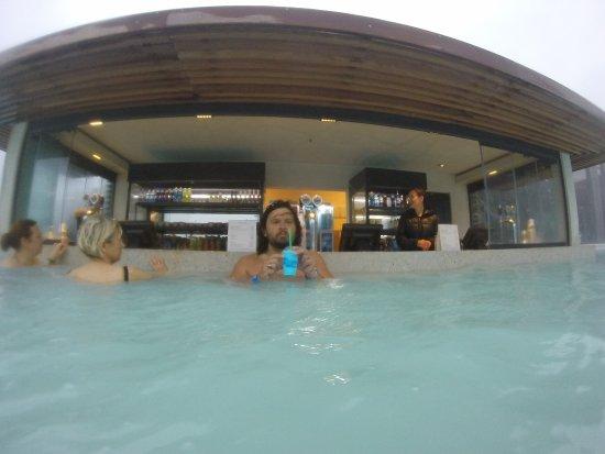 Grindavík, Islandia: pool