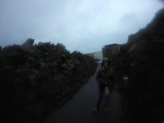 Grindavík, Islandia: walkway