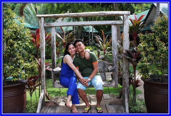 Dumaluan Beach Resort 2: At the garden