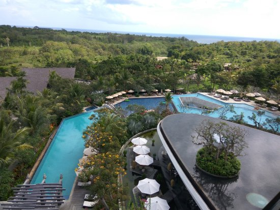 Gorgeous pools throughout. This photo of RIMBA Jimbaran Bali by AYANA is courtesy of TripAdvisor