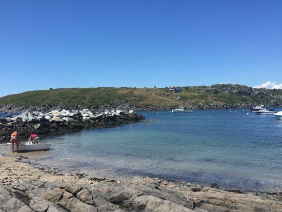 Monhegan Island, ME: views
