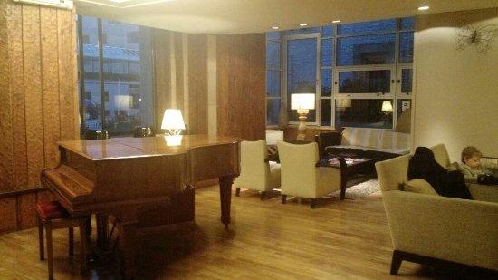 Panamericano Bariloche: lobby