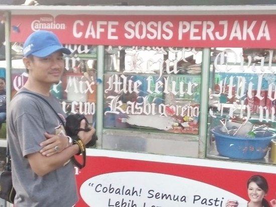 Sorong, Endonezya: salah satu kuliner
