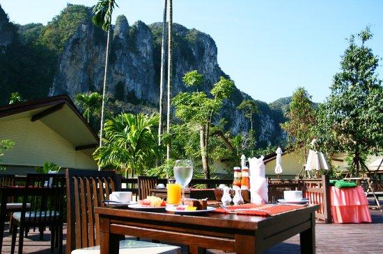 Aonang Phu Petra Resort, Krabi Thailand: View