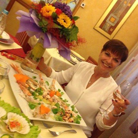 Ristorante Castagnara: Un'altro compleanno di Lidija nel posto dove l'unica cosa che conta è degustare buoni piatti in