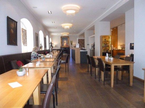 Alpen Hotel München: Restaurant Bar