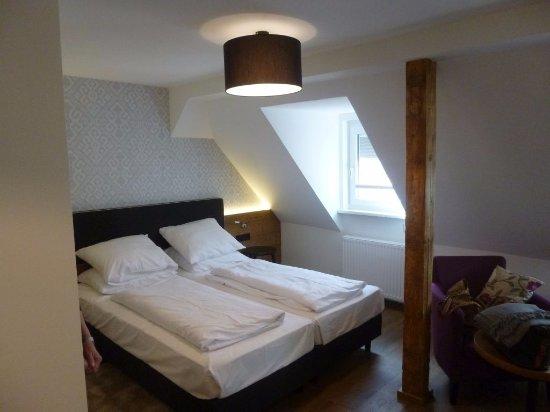 Alpen Hotel München: Suite