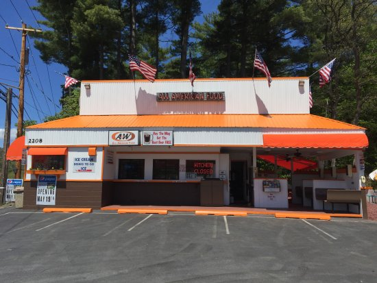 A & W Root Beer Drive-In: 2016 Reopening!