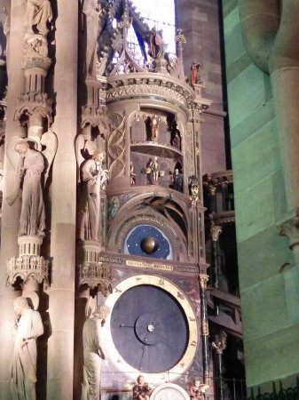 Cathedrale Notre Dame de Strasbourg: Astronomical Clock