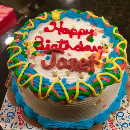 Tremendous Nothing Beats Carvel As Far As This Lid Is Concerned Review Funny Birthday Cards Online Elaedamsfinfo