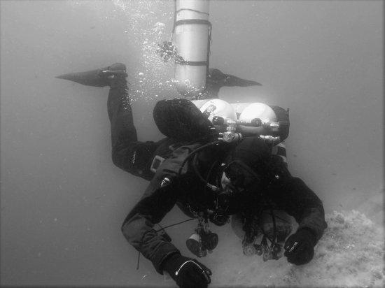 Bolle d'Azoto Diving Center: IMMERSIONI TECNICHE