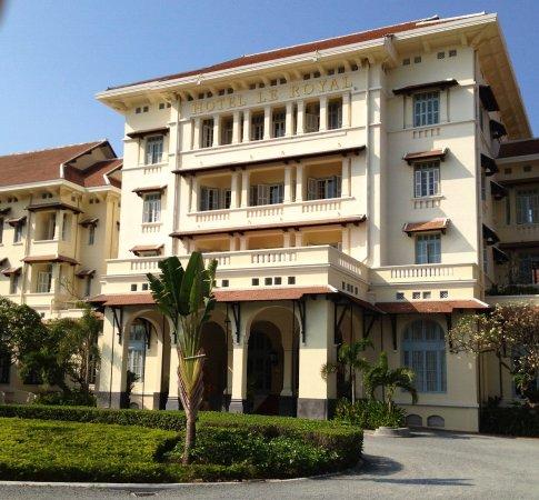 Raffles Hotel Le Royal صورة