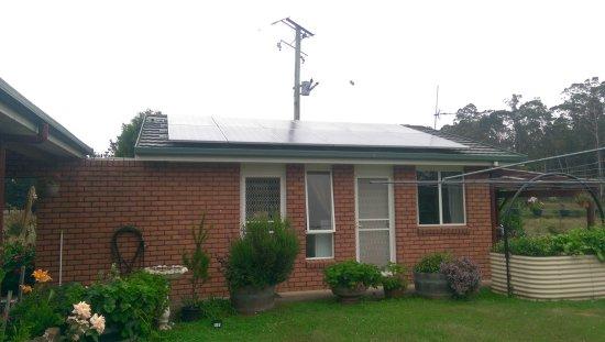 Deloraine, Austrália: The Chalet