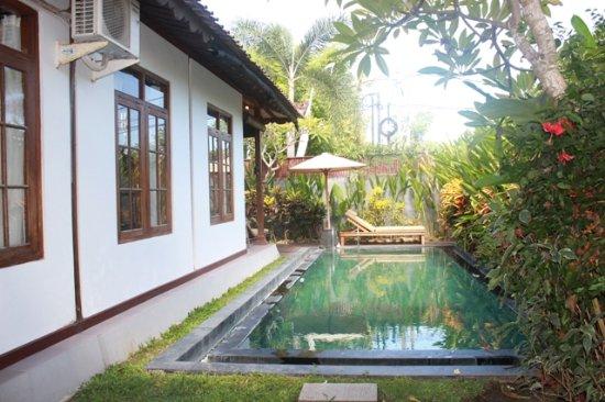 Villa Berawa: 2 bedroom villa - Villa Srikandi