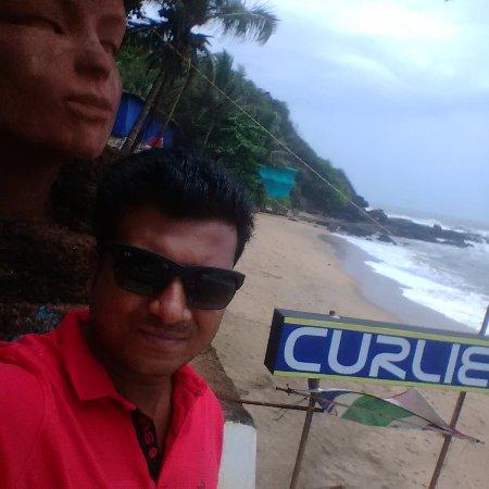 Anjuna, India: @ curlies
