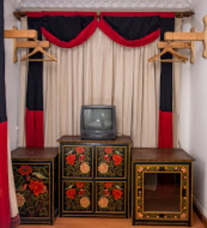 Hotel Ganesh Himal: Room decoration