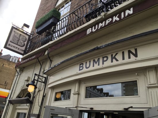 Bumpkin Restaurant London Tripadvisor