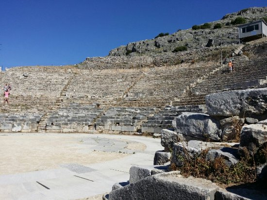 Ancient Theatre of Phillip