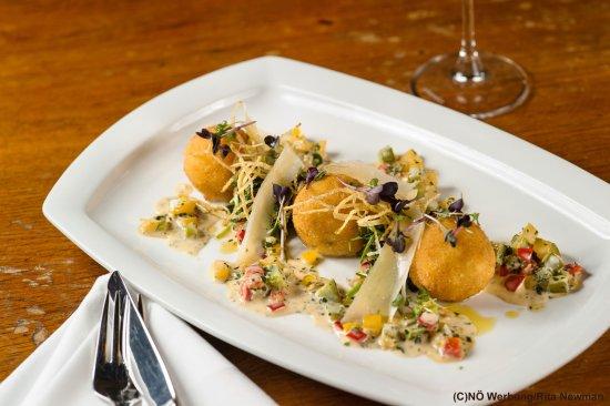 Kirchschlag, Austria: Genuß im Restaurant