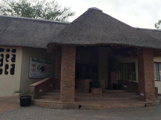 Buffalo Hotel @ Hectorspruit, South Africa