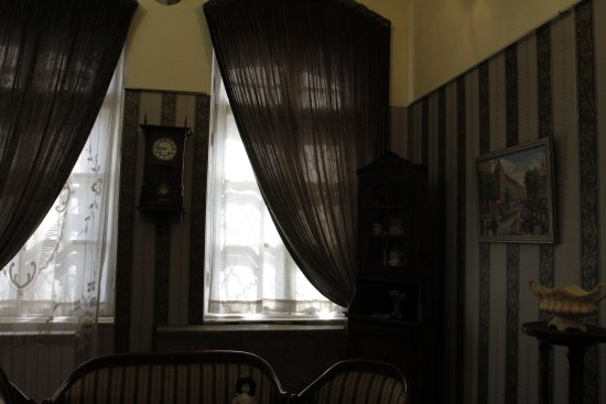 Gusev, Russland: зал для фотографий - 200 р за фотку