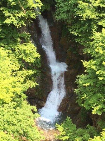 Tsunan-machi, Japón: 蛇淵の滝