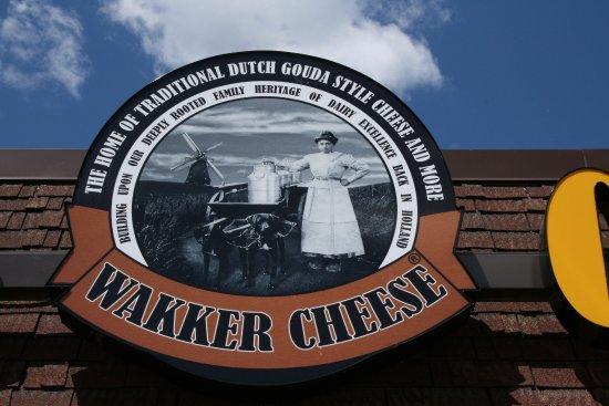 Kewaunee, WI: Wakker Cheese