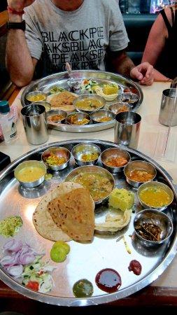 Gypsy Restaurant: Bottomless Thali