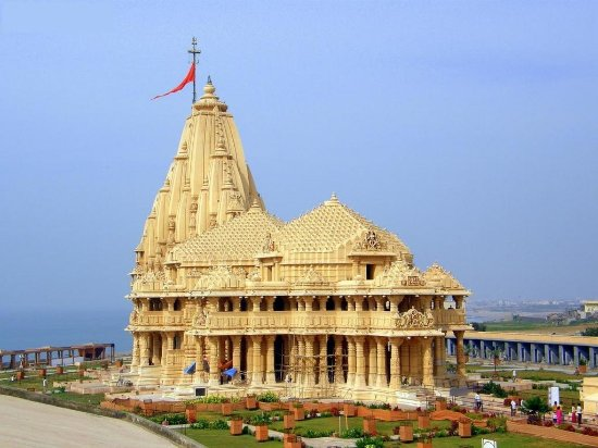 ‪Somnath Mahadev Temple‬
