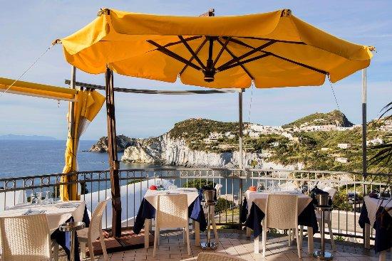 Hotel Villaggio dei Pescatori: Vista dalla terrazza