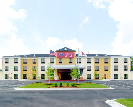 Comfort Suites Airport South: Exterior