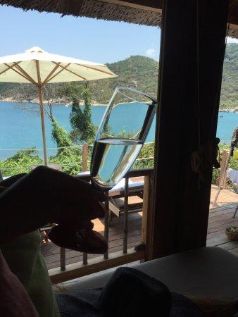 Six Senses Ninh Van Bay: Khu spa Sáu giác quan trên vịnh Ninh Vân