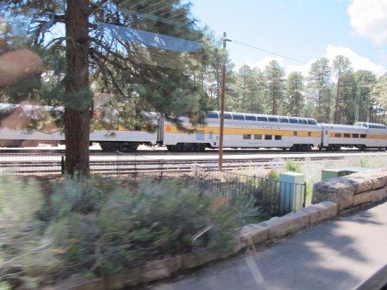 Grand Canyon Railway - Grand Canyon Village