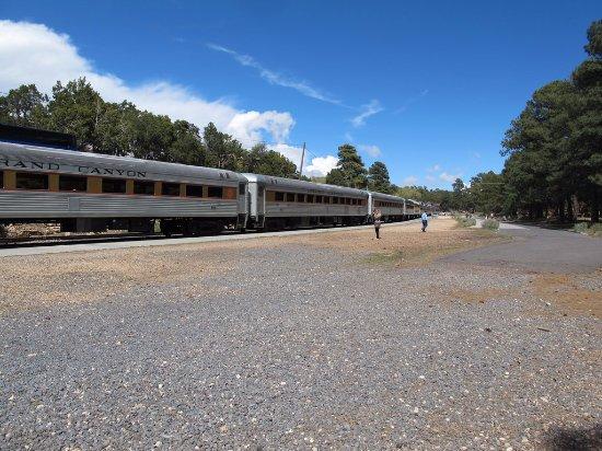 写真Grand Canyon Railway枚