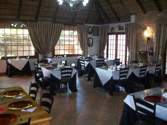 Ikwekwezi Boutique Estate: Revamped Diningroom