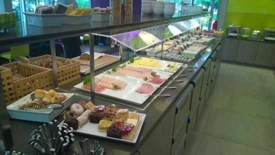 Hotel Aigner: colazione