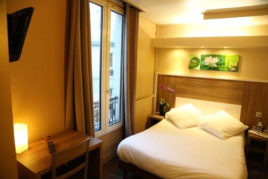 Grand Hotel Nouvel Opera: chambre double