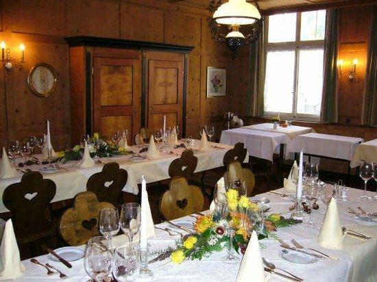 Wil, سويسرا: Gasthaus Zum Wilden Mann