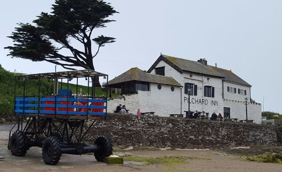Parkdean - Challaborough Bay Holiday Park: Built in 1336! Beautiful
