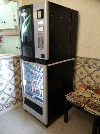 Residencial A Doca: Vending Machine