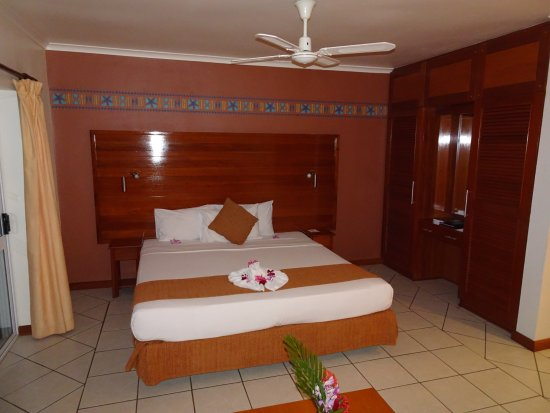 Bedarra Beach Inn: Bed - room 14