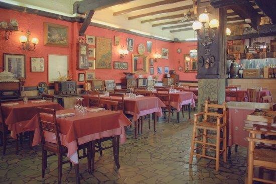 Castellfollit del Boix, España: Comedor Principal Cal Frare